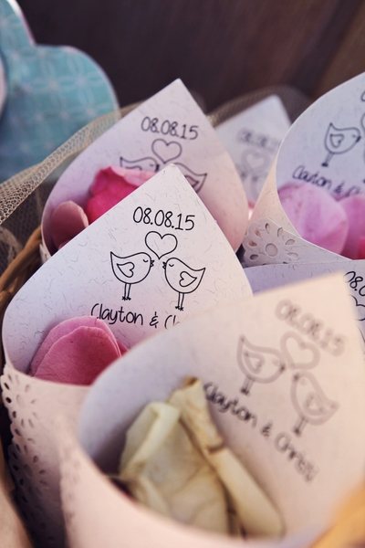 Who said confetti cones needs to be boring. We just Love these!!!